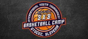 Basketball Camp banner